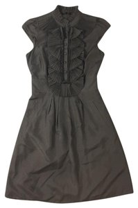 Ted Baker short dress Dark Grey on Tradesy