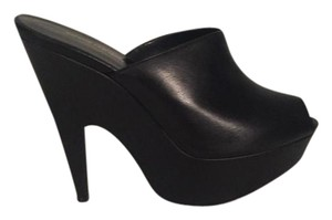 Narciso Rodriguez Black Mules
