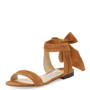 Jimmy Choo Camel/Canyon Sandals