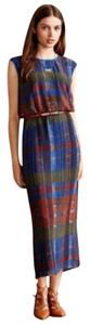 multi Maxi Dress by Anthropologie Hd Andaz Plaid Spring