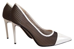 Reed Krakoff Black/White Pumps