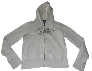 Polo Ralph Lauren Graphic Zipper Zip Up Sweatshirt