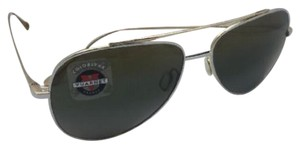 Vuarnet New VUARNET Sunglasses VL 1611 0006 Gold Aviator w/ ColorLynx Mirror
