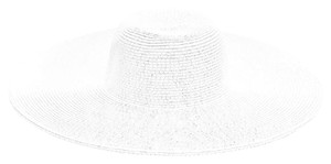 Sun Hat New Dressy Wide Brimmed Solid Straw Floppy Hat Sun Hat