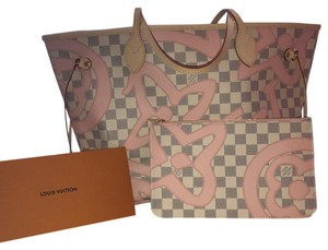 Louis Vuitton Tote in tahitienne