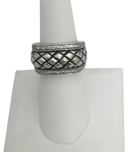Scott Kay Diamond Ring from Equestrian Collection