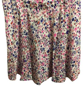 Candie's Mini Skirt floral