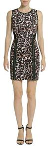 Romeo & Juliet Couture short dress Animal Print Lace on Tradesy