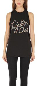 3.1 Phillip Lim Tank Silk Beaded Monogram Tunic