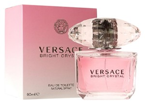 Versace VE4RSACE BRIGHT CRYSTAL 3.0 oz/90 ml EDT Spray Woman,New.