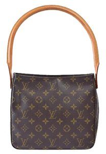 Louis Vuitton Looping Lv Shoulder Bag
