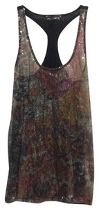 Almost Famous Clothing Top Black/Multi