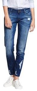 DL1961 Relaxed Fit Jeans-Distressed