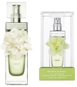 Banana Republic WILD BLOOM VERT by BANANA REPUBLIC 1.7oz/50ml EDP Spray Woman New