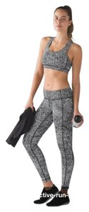 Lululemon Tights Reflective Reflective Splatter Leggings