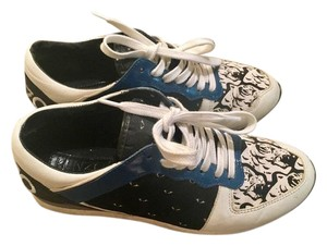 Kenzo Tiger Sneaker Flying Multi-Color Flats