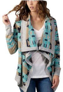 B Sharp Grey Mint Cardigan