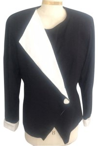 John Meyer of Norwich Vintage Black and White Jacket