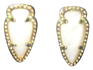 Kendra Scott Kendra Scott Skylette Studs - Mother of Pearl (White)