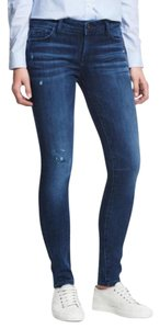 DL1961 Insta Sculpt Skinny Jeans-Distressed