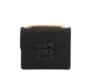 Marc Jacobs Quilted Satin Chain Cross Body Bag