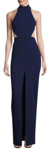 Solace London Piper Maxi Cut-out Dress