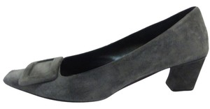 Roger Vivier Gray Pumps