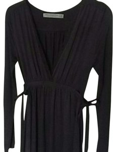 Zara short dress Dark Purple on Tradesy