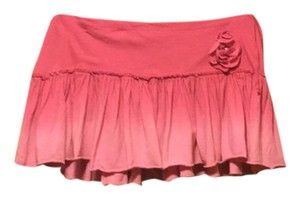 Abercrombie & Fitch Mini Skirt pink