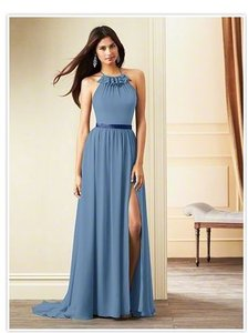 Alfred Angelo Once Upon A Time Blue 7264l Dress