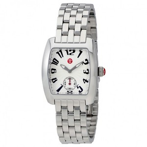 Michele Michele MWW02A000124 Mini Urban Diamond Steel Bracelet Women's Watch