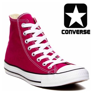 Converse Pink Sapphire, white Athletic