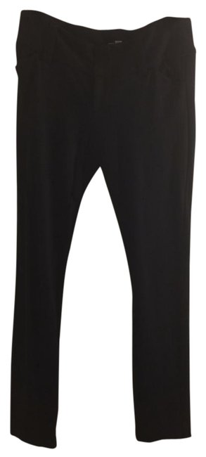 Item - Black Low Rise Cropped Pants Size 4 (S, 27)
