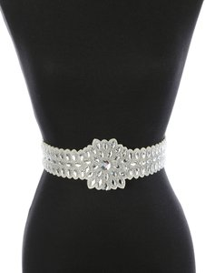 New Rhinestone Crystal Sash Ribbon Bridal Sash Wedding Belt