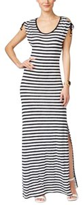 Black and White Maxi Dress by Michael Kors