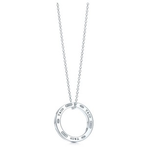Tiffany & Co. Tiffany 1837 Circle Pendant