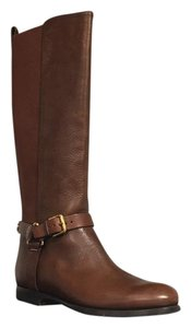 Ralph Lauren Collection Dark Brown Boots