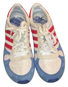 adidas red white blue Athletic