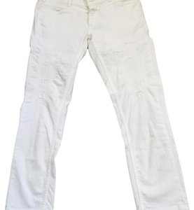 CLOSED Straight Leg Jeans-Distressed