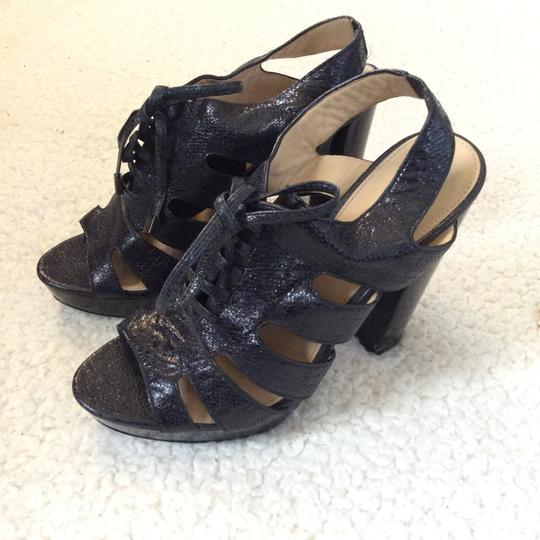 Coach Black Sandals Image 1
