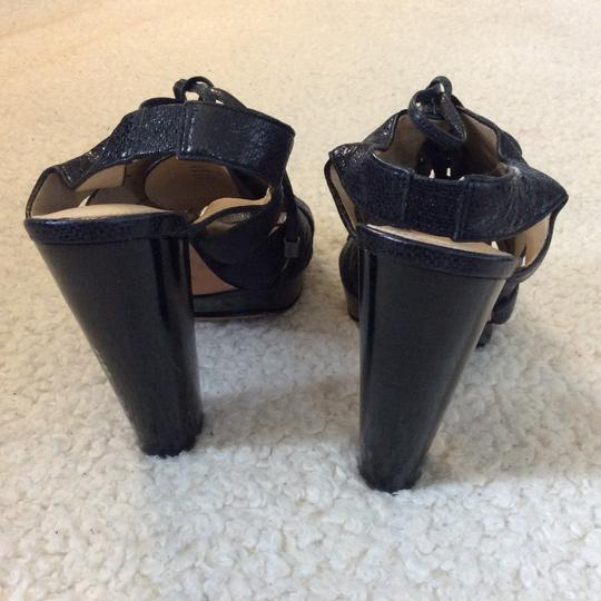 Coach Black Sandals Image 4