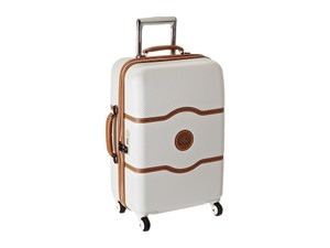 Delsey Paris Champagne Travel Bag