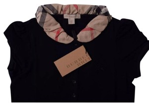Burberry London T Shirt navy