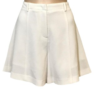Rebecca Minkoff Summer Dress Shorts Marshmallow
