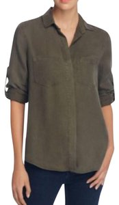 W118 by Walter Baker Button Down Shirt Olive