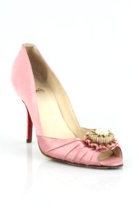 Christian Louboutin Limited Edition Pink Pumps