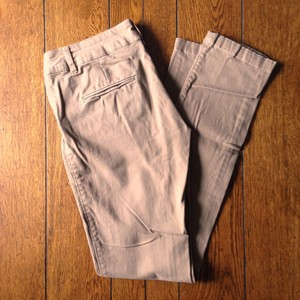 dELiA*s Skinny Pants Tan