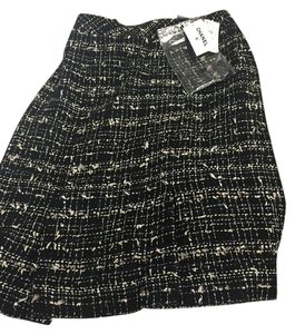 Chanel Skirt Tweed Skirt