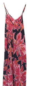 navy and pink Maxi Dress by Lilly Pulitzer
