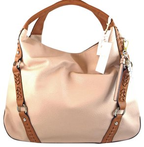 Jessica Simpson Tote in pink blush/brown